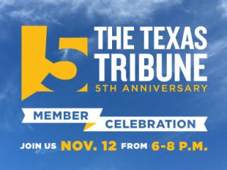 Texas Tribune Member Celebration November 2014