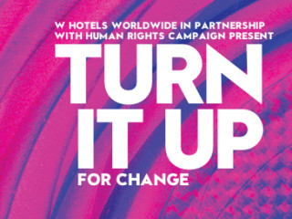 Turn it up for Change with W Austin and Human Rights Campaign