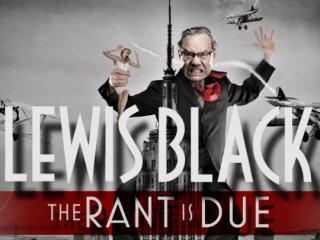 Lewis Black Rant is Due Tour 2014