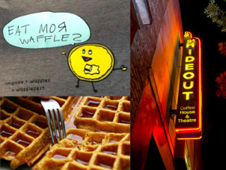 Hideout Theatre WaffleFest 2014