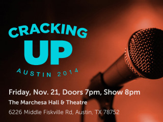 Cracking Up Austin 2014