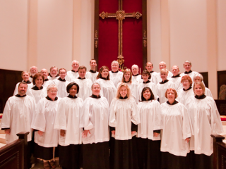 "St. Thomas' Episcopal Church Parish Choir presents ""Advent Procession: From Darkness into Light"""