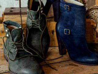 Peter Nappi Boots - Austin Pop-up December 2014