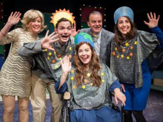 Austin - City Theatre Company - Reckless - December 2014