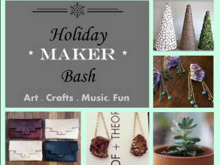 Maker Market Holiday Bash
