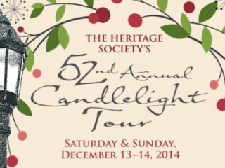 Heritage Society's 52nd Annual Candlelight Tour