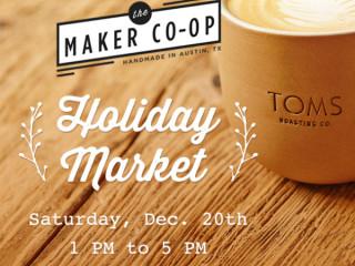 TOMS Holiday Market_Maker Co-op_December 2014