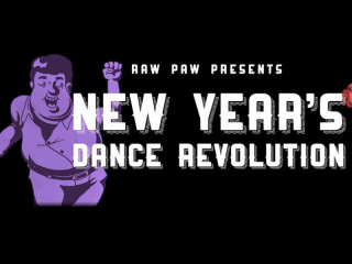 Raw Paw New Year's Dance Revolution 2014