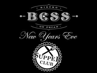 Bess Bistro New Year's Dinner 2014