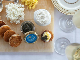 Weather Up_New Year's Supper Club_caviar_champagne_2014