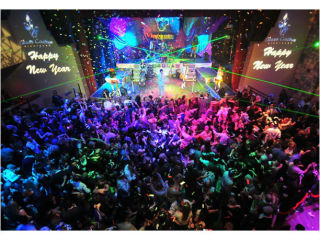 New Year's Eve at Glass Cactus Nightclub