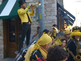 Minor Mishap Marching Band_2014