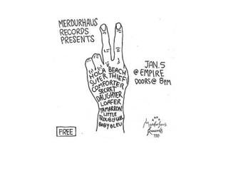 Austin Free Week_Empire Control Room and Garage_Merderhaus Records_2015