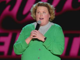 Comedian Fortune Feimster 2013