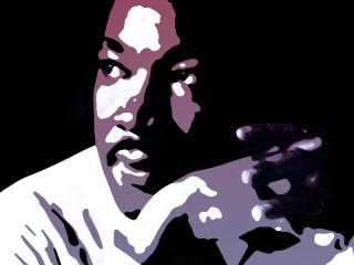 The Mountaintop_Katori Hall_Austin Playhouse_Martin Luther King Jr_MLK_January 2015