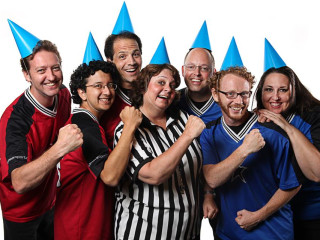 ComedySportz 24th Annual Battle of the Sexes Match