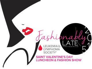 Leukemia & Lymphoma Society presents Saint Valentine's Day Luncheon & Fashion Show