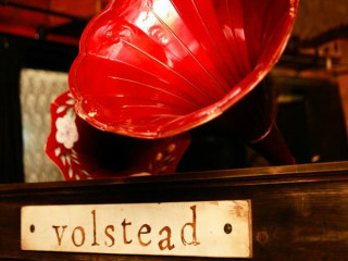 Volstead Lounge_record player_interior