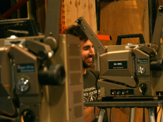 CentralTrak presents Roger Beebe: Recycled Cinema