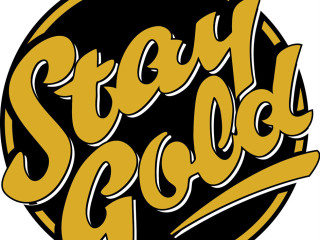 Stay Gold logo