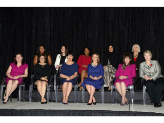 Texas Executive Women  30th Annual Women on the Move® Awards Luncheon