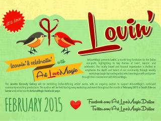 ArtLoveMagic presents Lovin'