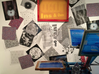 CogDut_Ins and Outs of Screen Printing Class_Art Science Gallery