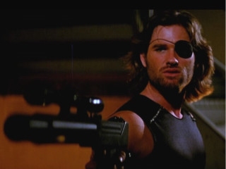 Escape From New York_Kurt Russell_Snake Plissken_1981