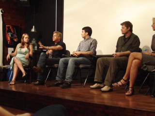 Landing Theatre Company's 2015 New American Voices Play Reading Series