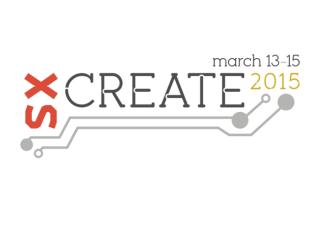 SXSW SX Create 2015 logo