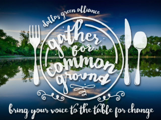 Dallas Green Alliance presents Gather for Common Ground