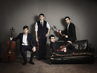 Chamber Music Houston presents Modigliani Quartet
