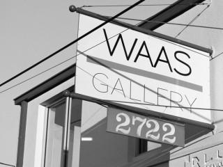 W.A.A.S. Gallery in Deep Ellum