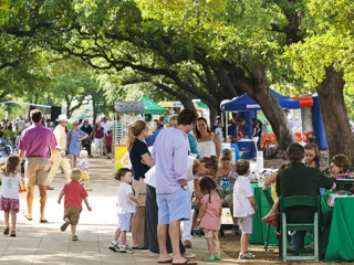 Families on the Green 2015 presented by Bracewell & Giuliani
