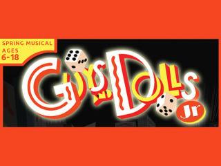 JCC of Dallas presents Guys and Dolls, Jr.