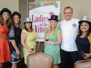Wine & Food Week 2015: Ladies of The Vine Tasting, Luncheon & Panel Discussion