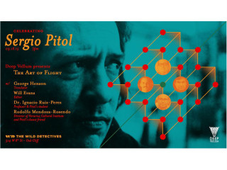 Deep Vellum Publishing presents Sergio Pitol release party