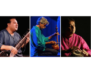 "Asia Society Texas Center presents Shujaat Khan & Kayhan Kalhor in ""Persian and Indian Improvisations"""