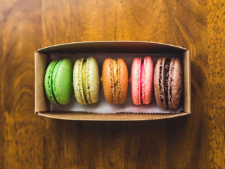 La Patisserie Austin bakery macaron
