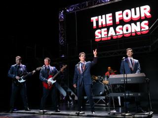 Cast of Jersey Boys