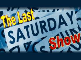 Last Saturday Show_comedy_Dan French_2015