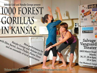 1,000 Forest Gorillas in Kansas_Heloise Gold_Natalie George_2015