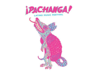Pachanga Latino Music Festival logo 2015