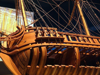 Bullock Museum_La Belle: The Ship That Changed History_2015