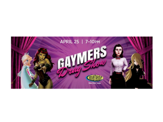 Houston Gaymers Drag Show 2015