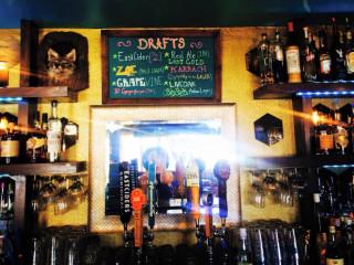 Indian Roller_Austin bar_2015