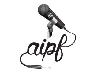 Austin International Poetry Festival AIPF logo