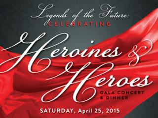 Virtuosi of Houston's Annual Concert & Dinner Gala 2015