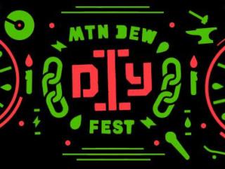 Mtn Dew DIY Fest