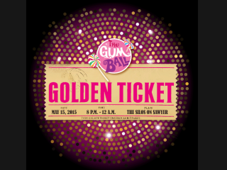 """""""The Gum Ball: A Willy Wonka Themed Gala"""" benefiting Fresh Arts"""